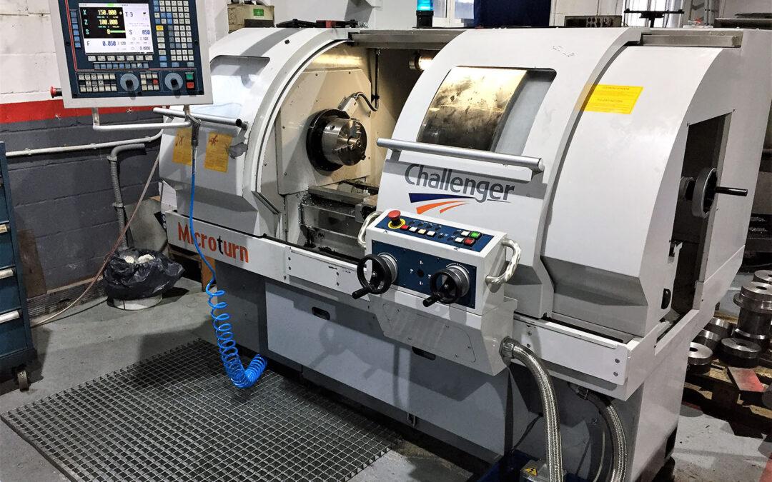 TORNO CNC MICROCUT CHALLENGER BNC-1640S