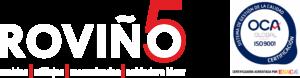 Roviño5 logotipo